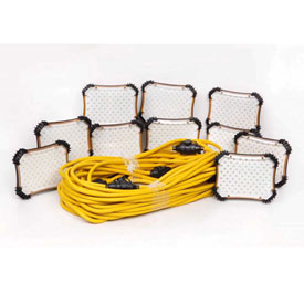 CEP 97132, 100' 18/2 SJTW LED String Light by