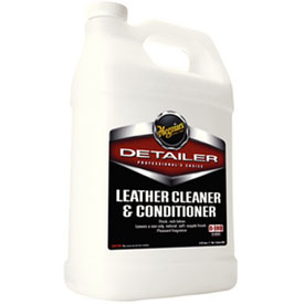 Meguiars, Inc D18001 Leather Cleaner & Cond. Gallon by