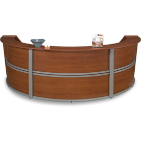 Marque Triple Reception Station - Cherry