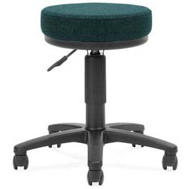 OFM Fabric Utility Stool -  Teal
