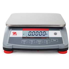 "Ohaus Ranger 3000 Compact Digital Counting Scale 3lb Capacity 11-13/16"" x 8-7/8"" Platform by"