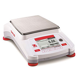 "Ohaus AX1502/E Adventurer Precision Balance With Manual Calibration 1520g x 0.01g 7-11/16"" x 6-7/8"" by"