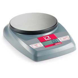"Ohaus CL2000 Portable Digital Scale 2000g x 1g 4-3/4"" Diameter Platform by"