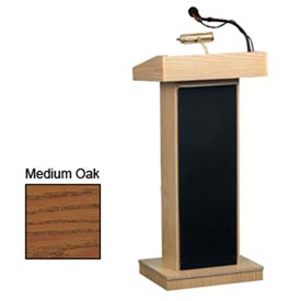 The Orator Standard Height with Sound - Medium Oak