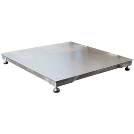 "Optima 916 Series Stainless Steel NTEP 48"" x 48"" Heavy Duty Pallet Digital Scale... by"