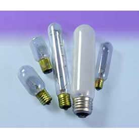 Buy Sylvania 18512 Incandescent 25t10 130v T10 Bulb Package Count 60