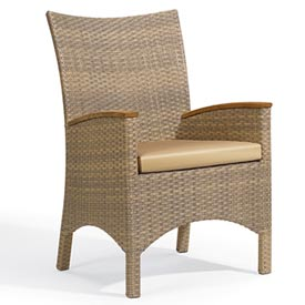 Oxford Garden® Torbay Outdoor Armchair - Antique (2 Pack)