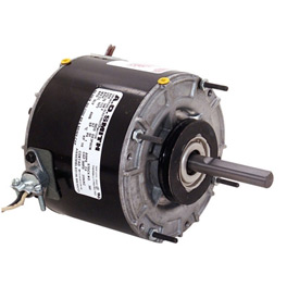 "Century 360, 5"" Split Capacitor Unit Heater Motor - 1075 RPM 115 Volts"