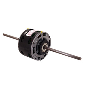 "Century 393, 5"" Shaded Pole Fan Coil Motor - 1050 RPM 115 Volts"