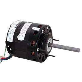 "Century 429, 5"" Shaded Pole Motor - 208-230 Volts 1050 RPM"