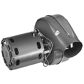 "A.O. Smith 3.3"" Shaded Pole Draft Inducer Blower, 464, 3000 RPM 230 Volts"