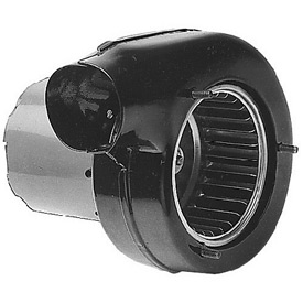 "A.O. Smith 3.3"" Shaded Pole Draft Inducer Blower, 582 115/230 Volts 3000 RPM"