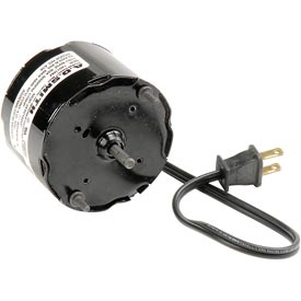 "Century 616, 3.3"" Shaded Pole Totally Enclosed Motor - 115 Volts 3000 RPM"