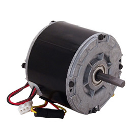 "Century 645A, 5 5/8"" Split Capacitor Condenser Fan Motor - 208-230 Volts 1120 RPM"