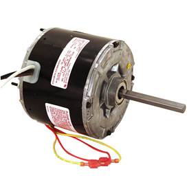 "Century 796A, 5 5/8"" Split Capacitor Condenser Fan Motor - 460 Volts 1075 RPM"