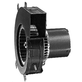 "A.O. Smith 3.3"" Shaded Pole Draft Inducer Blower, 9438 3000 RPM 115 Volts"