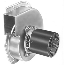 "A.O. Smith 3.3"" Shaded Pole Draft Inducer Blower, 9454 3000 RPM 115 Volts"