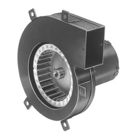 "Fasco 3.3"" Shaded Pole Draft Inducer Blower, A064, 115 Volts 3150 RPM"