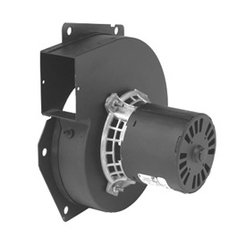 """Fasco 3.3"""" Shaded Pole Draft Inducer Blower, A179, 115 Volts 3300 RPM"""