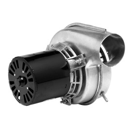 "Fasco 3.3"" Shaded Pole Draft Inducer Blower, A201, 115 Volts 3450 RPM"