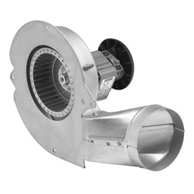"Fasco 3.3"" Shaded Pole Draft Inducer Blower, A207, 115 Volts 3000 RPM"