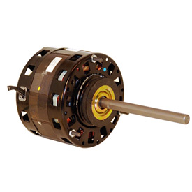 "Century BL6416, 5"" Shaded Pole Motor - 1050 RPM 115 Volts"