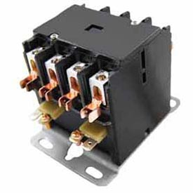 Packard C440B Contactor - 4 Pole 40 Amps 120 Coil Voltage
