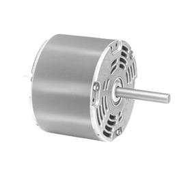 "Fasco D1028, 5"" Shaded Pole Motor - 115 Volts 1050 RPM"