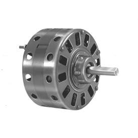 "Fasco D1054, 5"" Shaded Pole Motor - 115 Volts 1050 RPM"