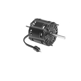 "Fasco D1103, 3.3"" Shaded Pole Open Motor - 208-230 Volts 1550 RPM"