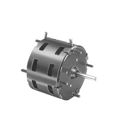 "Fasco D1119, 3.3"" Shaded Pole Open Motor - 240 Volts 1500/800 RPM"