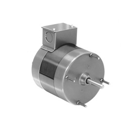 "Fasco D114, 4.4"" Shaded Pole Motor - 115/230 Volts 1550 RPM"