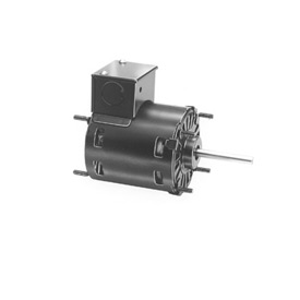 "Fasco D1142, 3.3"" Shaded Pole Open Motor - 115/230 Volts 1500 RPM"