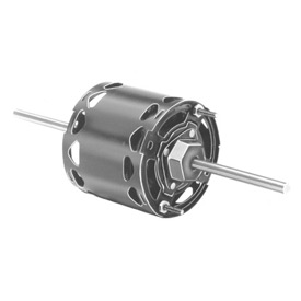 "Fasco D1165, 3.3"" Double Shaft Motor - 115 Volts 1550 RPM"