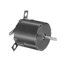 "Fasco D1189, 3.3"" Shaded Pole Totally Enclosed Motor - 115/208-230 Volts 1550 RPM"