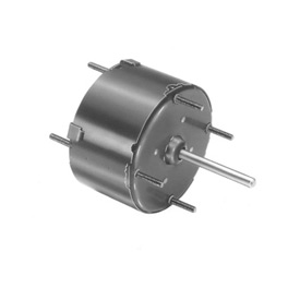 """Fasco D125, 3.3"""" Shaded Pole Totally Enclosed Motor - 115 Volts 1500 RPM"""