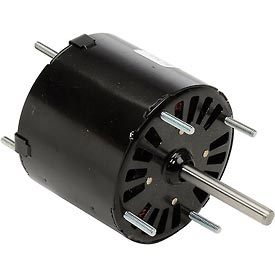 "Fasco D133, 3.3"" Shaded Pole Open Motor - 115 Volts 1500 RPM"