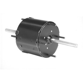 "Fasco D137, 3.3"" Double Shaft Motor - 115 Volts 1500 RPM"
