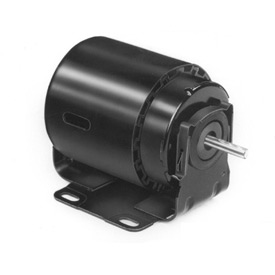 "Fasco D138, 3.3"" Shaded Pole Self Cooled Motor - 115 Volts 1500 RPM"