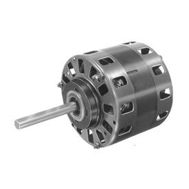 "Fasco D158, 5"" Shaded Pole Motor - 115 Volts 1050 RPM"