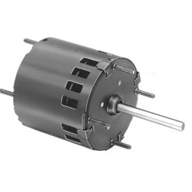 "Fasco D169, 3.3"" Shaded Pole Open Motor - 115 Volts 1500 RPM"