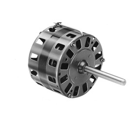 """Fasco D180, 5"""" Shaded Pole Motor - 115 Volts 1050 RPM"""