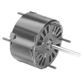 "Fasco D186, 3.3"" Shaded Pole Open Motor - 460 Volts 1500 RPM"