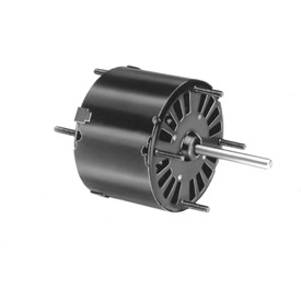 "Fasco D202, 3.3"" Shaded Pole Open Motor - 115 Volts 3000 RPM"