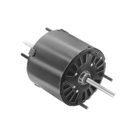 "Fasco D207, 3.3"" Double Shaft Motor - 230 Volts 3000 RPM"