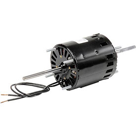 "Fasco D209, 3.3"" Double Shaft Motor - 115 Volts 3000 RPM"