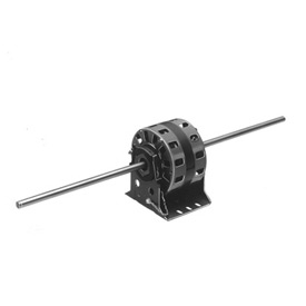 "FascoD293,  5"" Shaded Pole Fan Coil Motor - 115 Volts 1050 RPM"