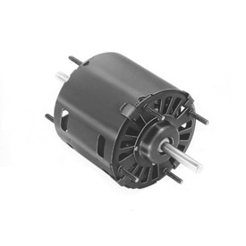 "Fasco D365, 3.3"" Double Shaft Motor - 115 Volts 1500 RPM"
