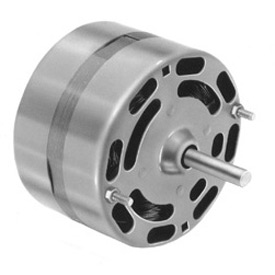 "Fasco D374, 4.4"" Shaded Pole Motor - 115 Volts 1500 RPM"