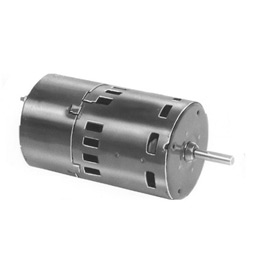 "Fasco D408, 3.3"" Shaded Pole Draft Inducer Motor - 115 Volts 3000 RPM"